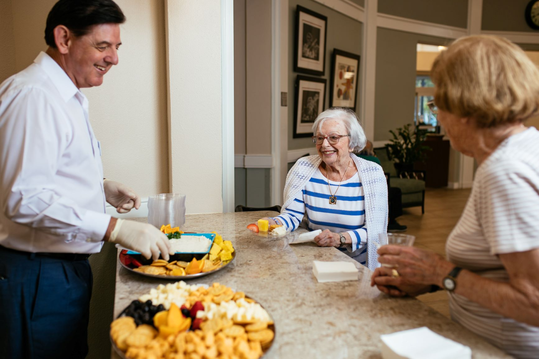 Eating Well: 5 Facts About Senior Nutrition