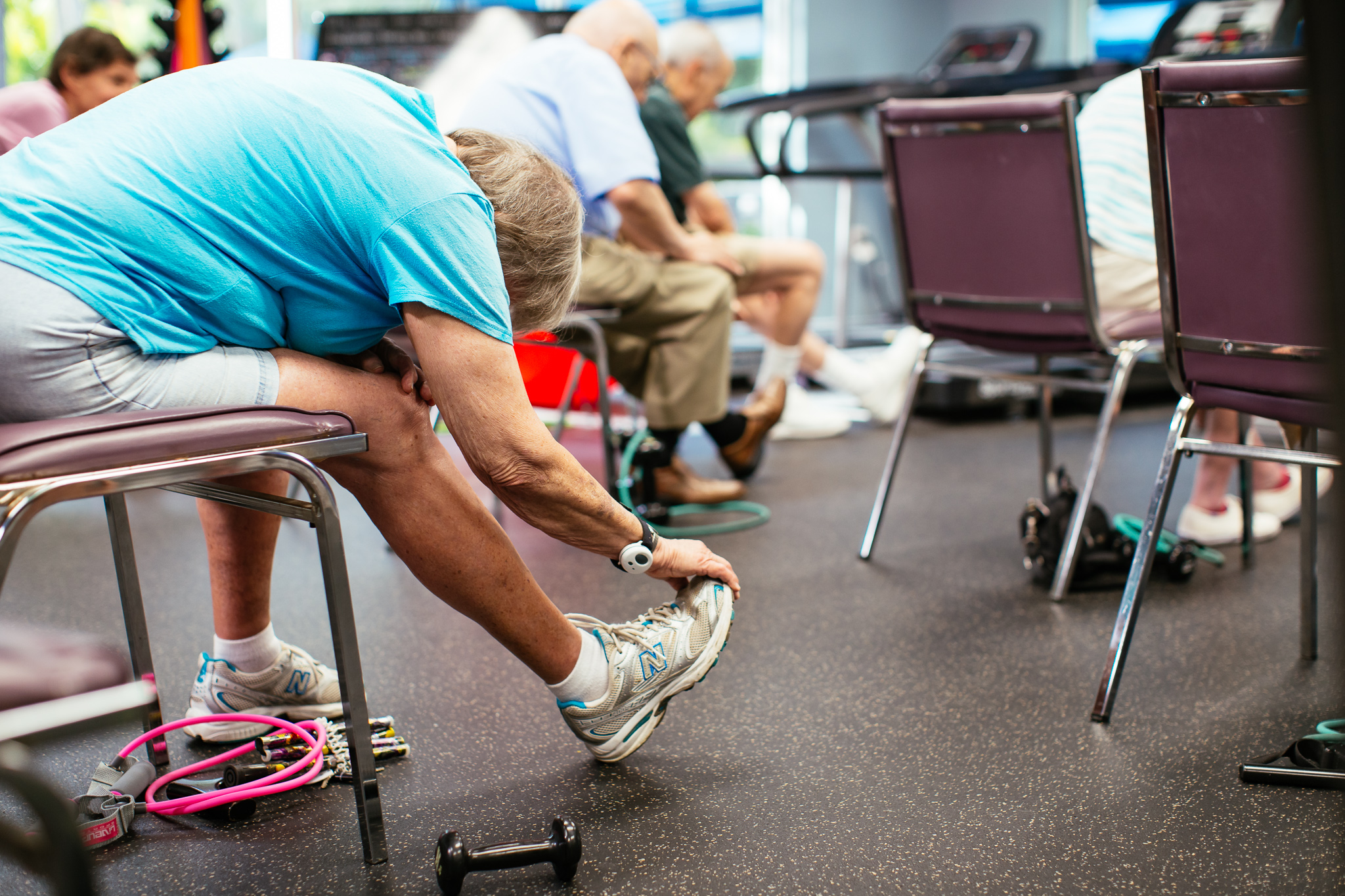 Staying Active: 5 Benefits of Senior Fitness Programs