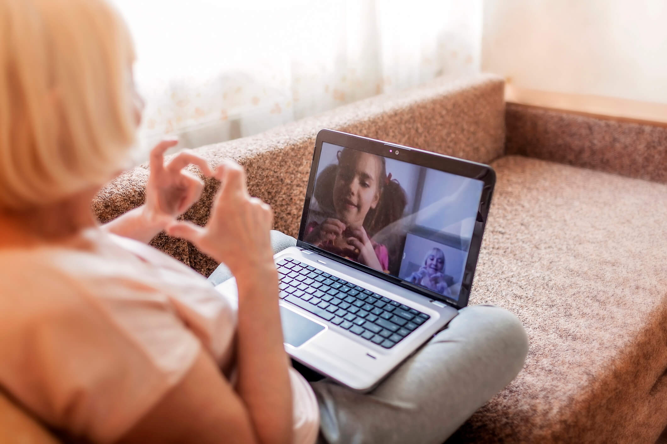 6 Fun Activities Seniors Can Do Over Video Chat with Family