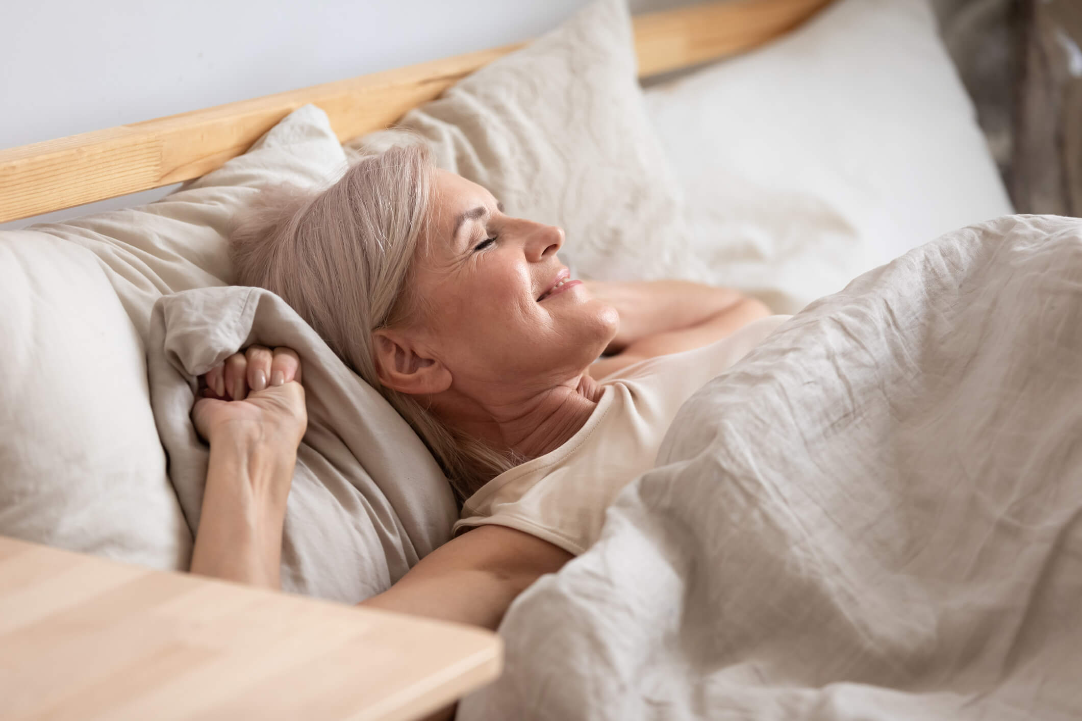 Why a Good Night's Sleep is Important for Memory Care