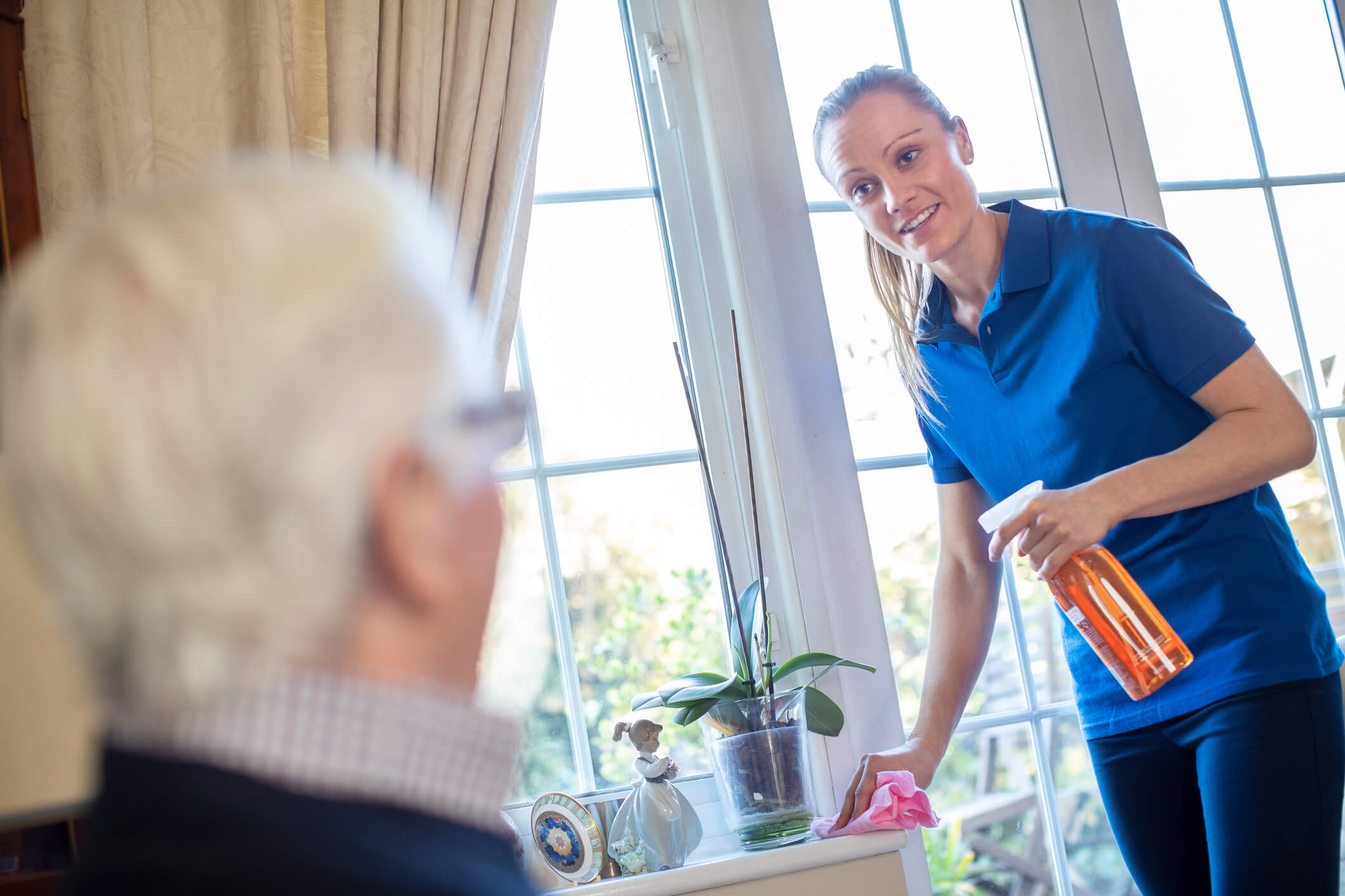 Guide to Cleaning and Disinfecting Senior Apartments Effectively