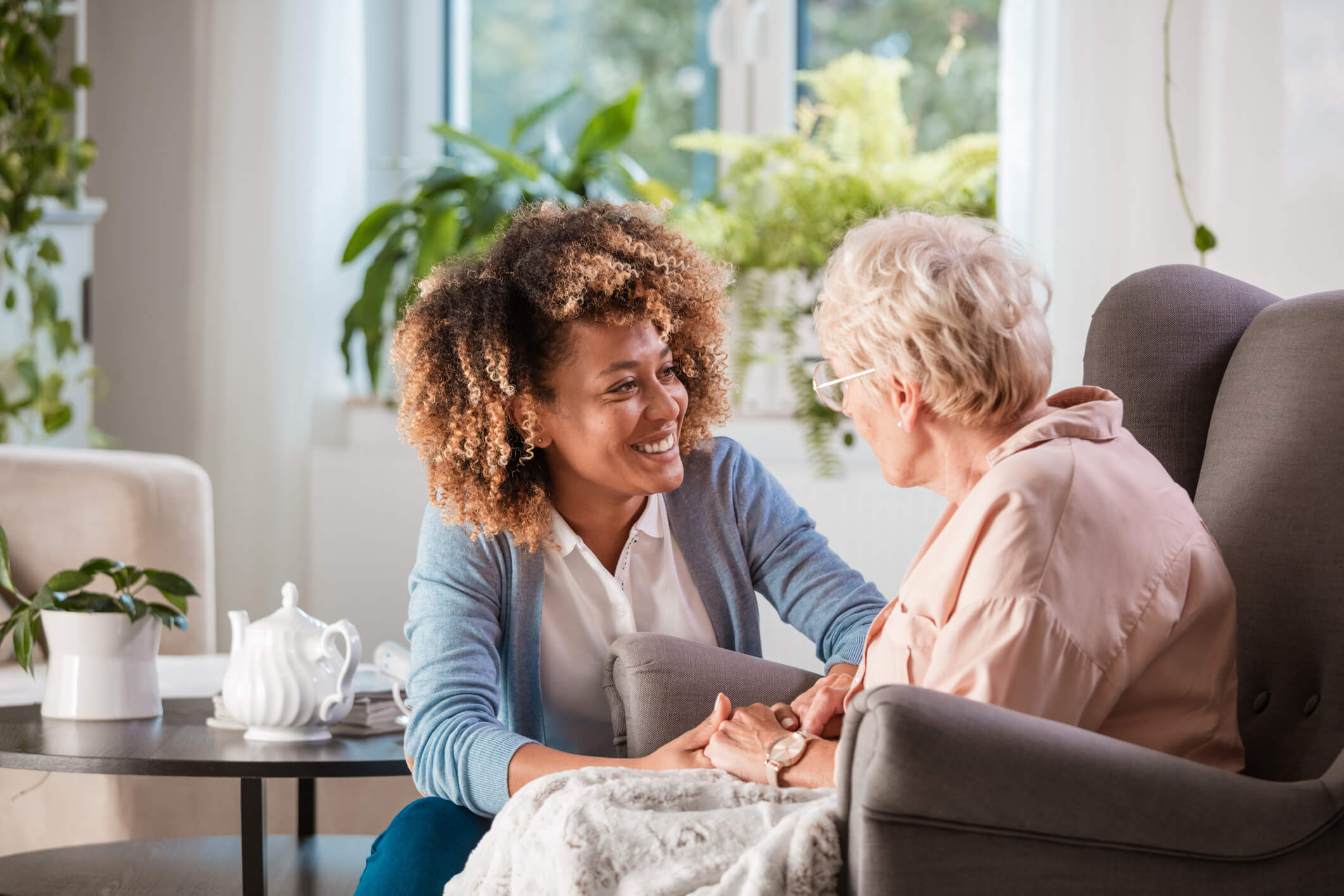 How to Talk to a Parent About Assisted Living