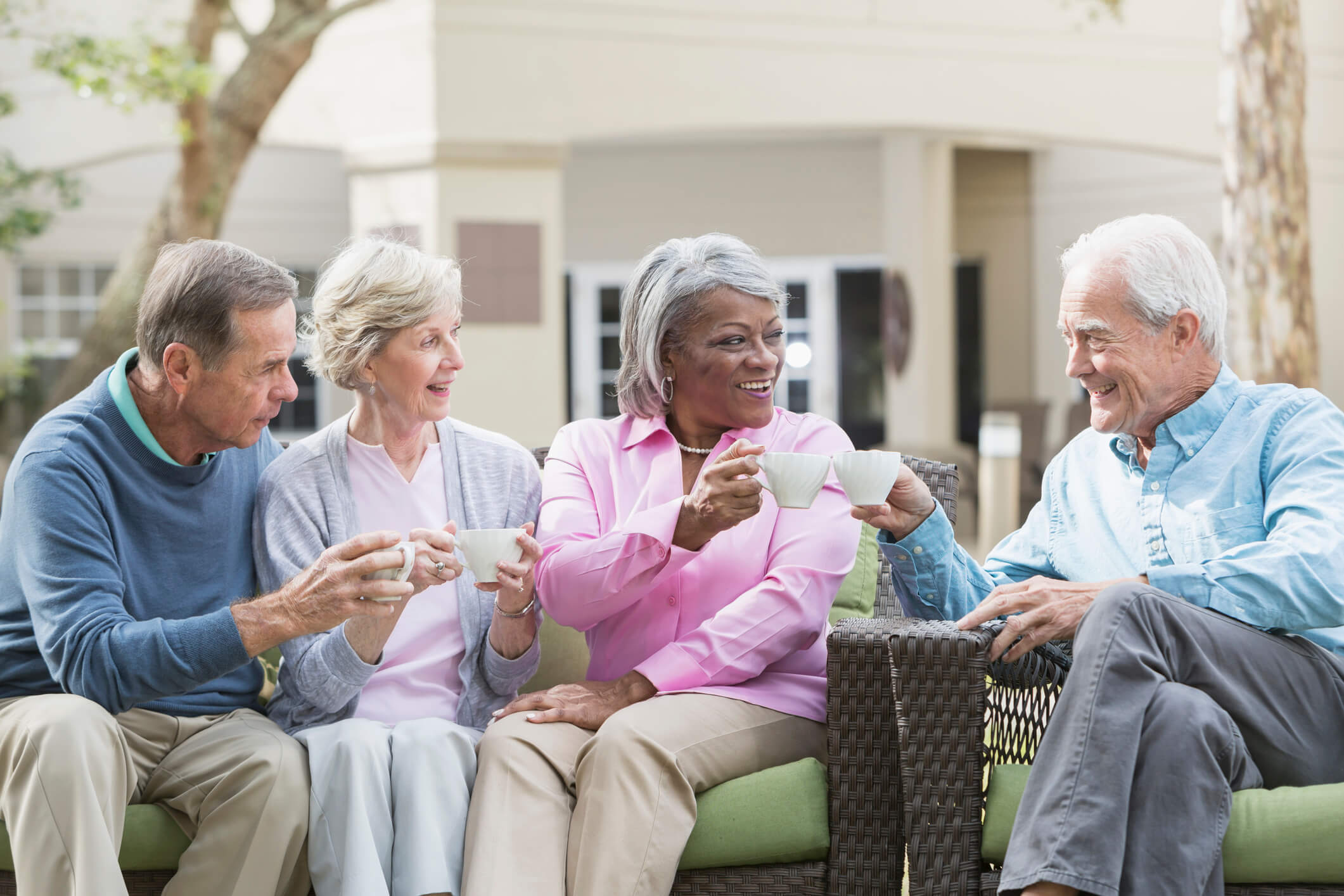 Deciding Between Independent Living and a 55+ Community